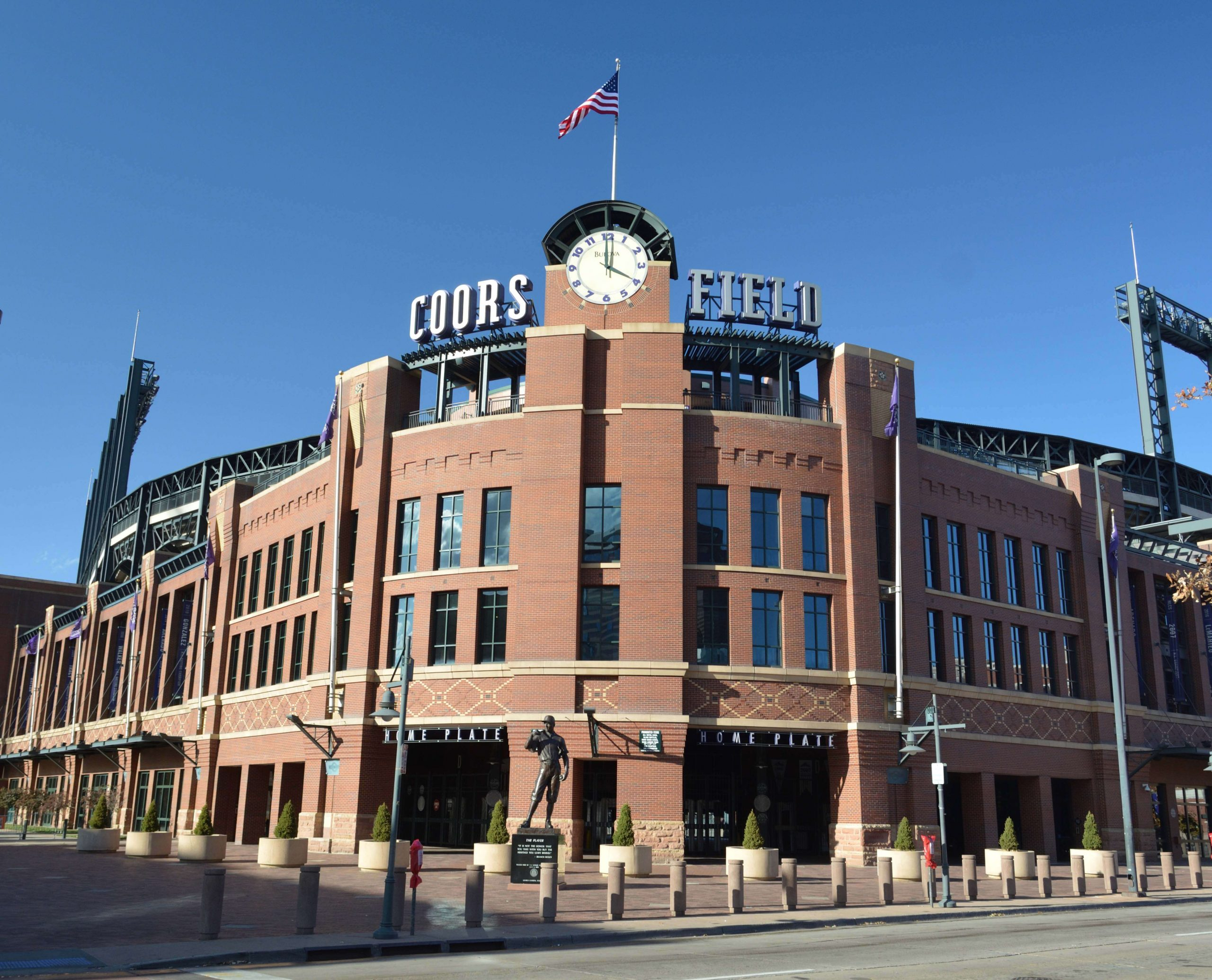LoDo Coors Field then and now