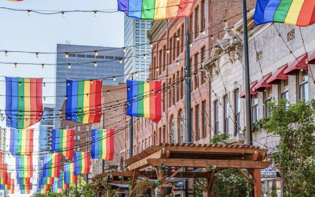 Celebrate Pride Month with LoDo